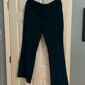 Alfani Teal dress pants size 12